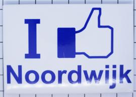 10 stuks koelkastmagneet I like Noordwijk  N_ZH10.004