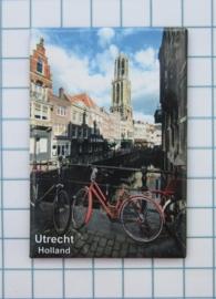 10 stuks koelkastmagneet  Utrecht N_UT1.009