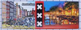 10 stuks koelkastmagneet Amsterdam  22.005