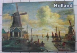 10 stuks koelkastmagneet  Holland 20.253
