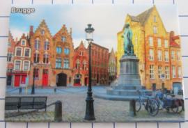 koelkastmagneten Brugge N_BB136