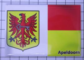 10 stuks koelkastmagneet Apeldoorn N_GE5.003