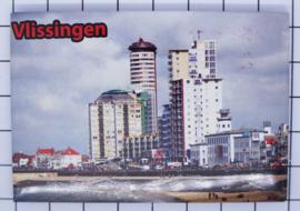 10 stuks koelkastmagneet Zeeland Vlissingen N_ZE5.507