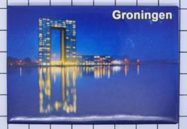 10 stuks koelkastmagneet  provincie Groningen N_GR1.016