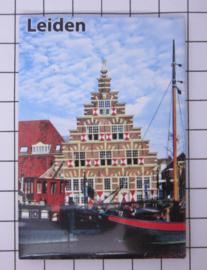 10 stuks koelkastmagneet  Leiden N_ZH6.008