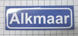 10 stuks koelkastmagneet plaatsnaambord Alkmaar P_NH7.0001