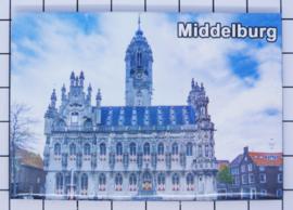 10 stuks koelkastmagneet Zeeland  Middelburg N_ZE2.008