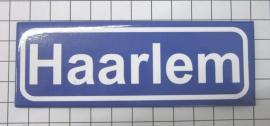 10 stuks koelkastmagneet plaatsnaambord Haarlem P_NH5.0001