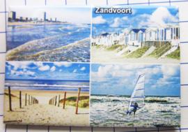 10 stuks koelkastmagneet  Zandvoort  N_NH8.503