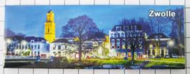 10 stuks koelkastmagneet  Zwolle P_OV3.0002