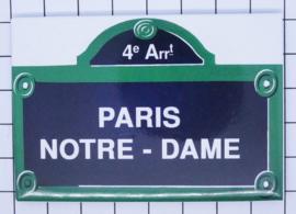 10 Magnettes Paris Mac:10.804