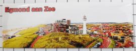 10 stuks koelkastmagneet  Egmond aan Zee P_NH15.0002