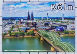 10 stuks koelkastmagneet Köln N_DK004