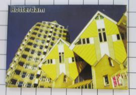 10 stuks koelkastmagneet Rotterdam N_ZH1.046