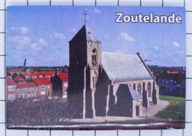 10 stuks koelkastmagneet Zeeland Zoutelande N_ZE8.102