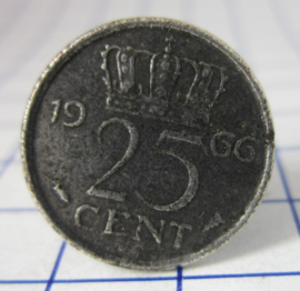 ring 25cent 1966
