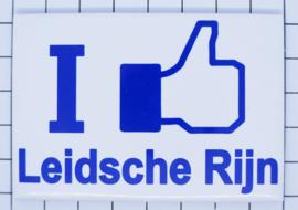 10 stuks koelkastmagneet I like Leidsche Rijn  N_UT5.002