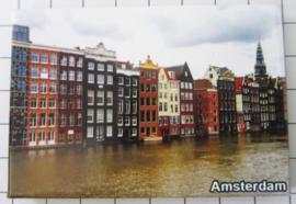 10 stuks koelkastmagneet Amsterdam 19.023