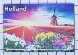 10 stuks koelkastmagneet  Holland 19.201