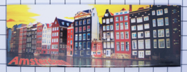 10 stuks koelkastmagneet Amsterdam  22.041