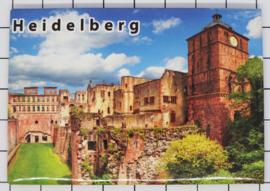 10 stuks koelkastmagneet Heidelberg N_DH010