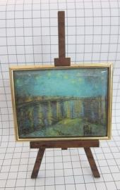 SCH040 schildersezel 16 cm van Gogh