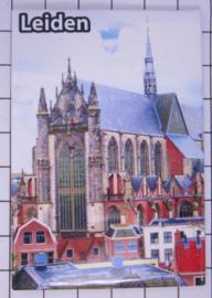 10 stuks koelkastmagneet  Leiden N_ZH6.012