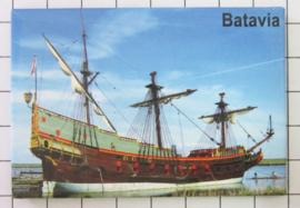 10 stuks koelkastmagneet Batavia N_FL2.002
