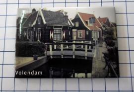 10 stuks koelkastmagneet  Volendam N_NH4.012