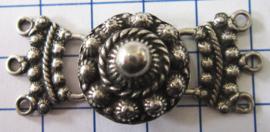 slot Zeeuwse knop ZKG422, klederdracht slot