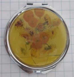 SPI 208 Spiegeldoosje van Gogh