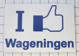 10 stuks koelkastmagneet I like Wageningen N_GE3.002
