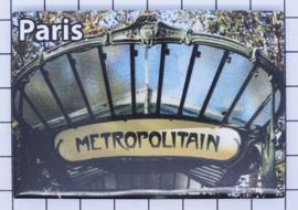 10 Magnettes Paris Mac:10.706