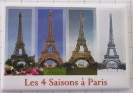10 Magnettes  Paris    MAC:10.044