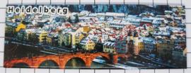 10 stuks koelkastmagneet Heidelberg P_DH0010
