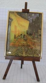 SCH 201 Schildersezeltje Cafe vincent van Gogh