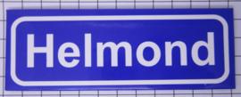 10 stuks koelkastmagneet Helmond  P_NB9.0001
