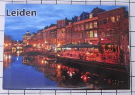 10 stuks koelkastmagneet  Leiden N_ZH6.010