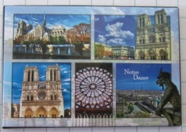 10 Magnettes   Paris MAC:10.420