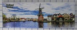 10 stuks koelkastmagneet  Haarlem P_NH5.0002