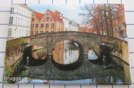 koelkastmagneten Brugge N_BB133