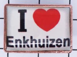 PIN_NH2.001 pin I love Enkhuizen