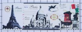 10 Magnettes Paris Mac:11.726