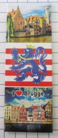 koelkastmagneten Brugge P_BB1002