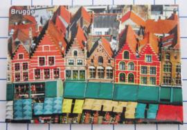 koelkastmagneten Brugge N_BB124