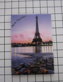 10 Magnettes  Paris    MAC:10.048