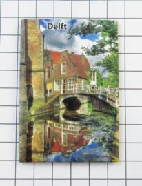10 stuks koelkastmagneet Delft N_ZH5.017