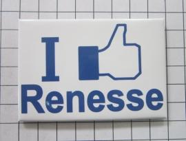 10 stuks koelkastmagneet I like Renesse N_ZE5.002
