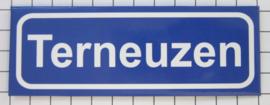 10 stuks koelkastmagneet plaatsnaambord Terneuzen P_ZE7.2001