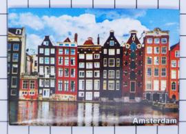 10 stuks koelkastmagneet Amsterdam 19.024